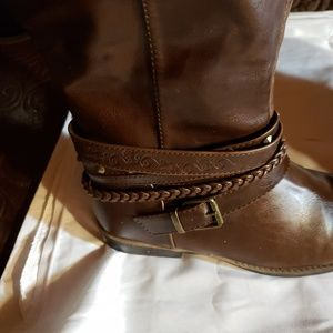 Rampage Shoes - Knee boots